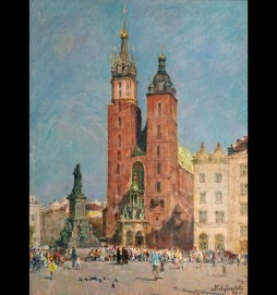 Персональная выставка Альбина Гавдзинского (1923-2014)