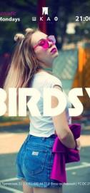 Birdsy в Шкафу