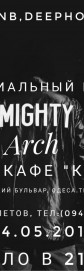 Mighty Arch, Hip-Hop,Deephouse Party